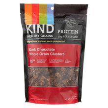 Load image into Gallery viewer, Kind Dark Chocolate Whole Grain Clusters - Case Of 6 - 11 Oz.