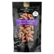 Load image into Gallery viewer, Squirrel Brand Almonds - Creme Brulee - Case Of 6 - 3.5 Oz