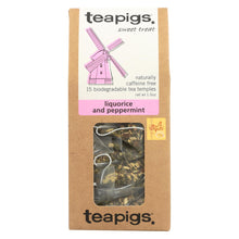 Load image into Gallery viewer, Teapigs Tea - Liquorice & Peppermnt - Case Of 6 - 15 Count