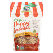 Load image into Gallery viewer, Bakery On Main Organic Happy Granola - Sprouted Maple Quinoa - Case Of 6 - 11 Oz
