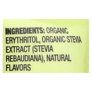Wholesome! Organic Stevia Jar - Case Of 6 - 6 Oz