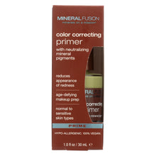 Load image into Gallery viewer, Mineral Fusion - Primer - Color Correcting - 1 Fl Oz.