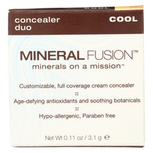 Load image into Gallery viewer, Mineral Fusion - Concealer Duo - Cool - 0.11 Oz.