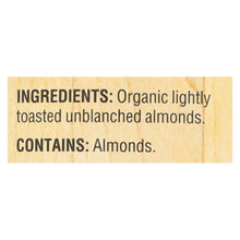 Load image into Gallery viewer, Woodstock Organic Almond Butter - Lightly Toasted - Unsalted - 16 Oz.
