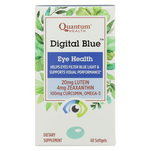 Quantum Research - Digital Blue - Eye Health - 60 Softgels