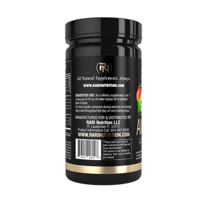 RARI AminoMend BCAA + Hydration Powder