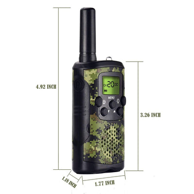 Kid's Walkie Talkies Set - Walkie Talkies 2 Way Radio Toy