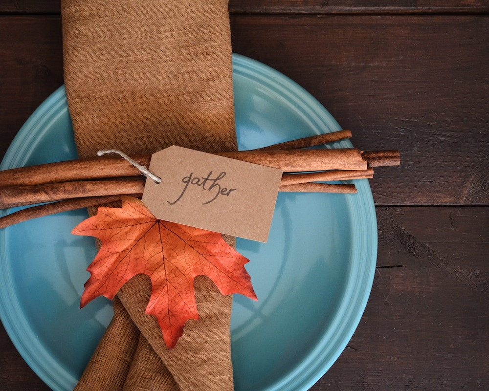 Gather: Thanksgiving is an opportunity to connect more deeply | Talsam, smart jewelry for caregivers