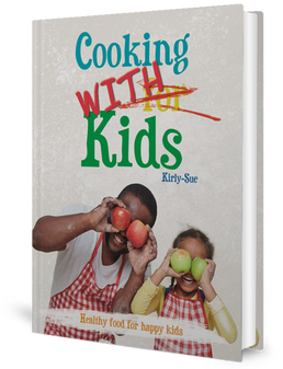 Kids Vegan Cooking with Kirly-Sue