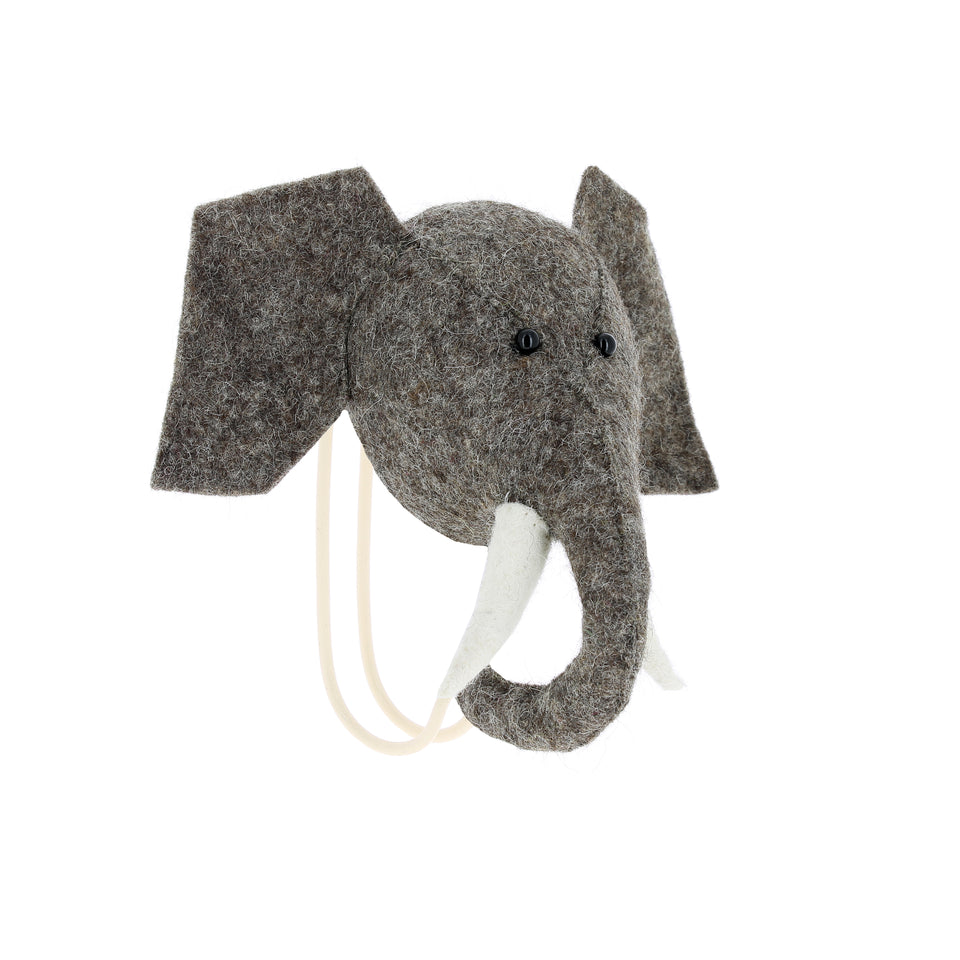 Elephant Wall Hook - PomPom