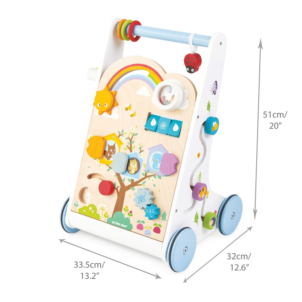 Activity Baby Walker Trolley
