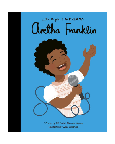Aretha Franklin, Little People, Big Dreams