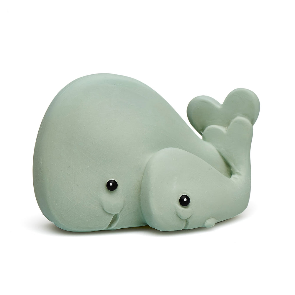 Natural Rubber Whale Baby Teether