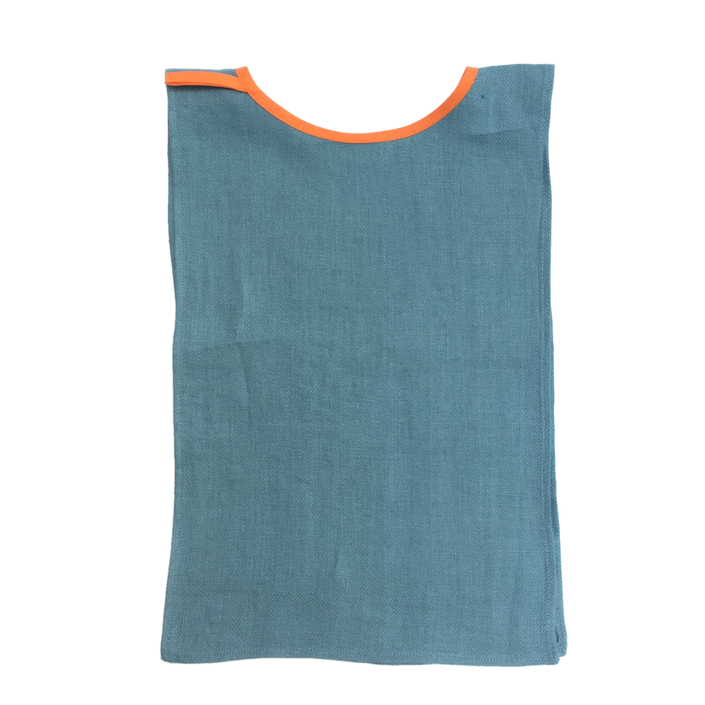 Personalised Linen Tunic