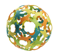 Binabo Construction Ball - 60 pieces, mixed colours - PomPom