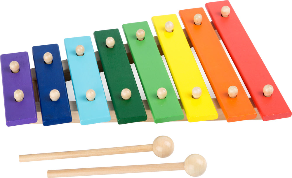 Wooden Colourful Xylophone - PomPom