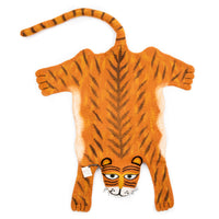 Raj the Tiger Animal Rug - PomPom
