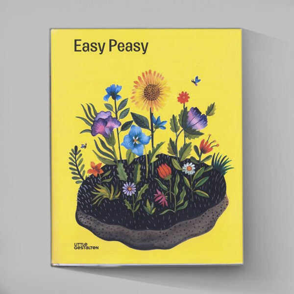 Easy Peasy - Gardening with Kids Book