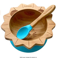 Organic Bamboo Lion Bowl Set
