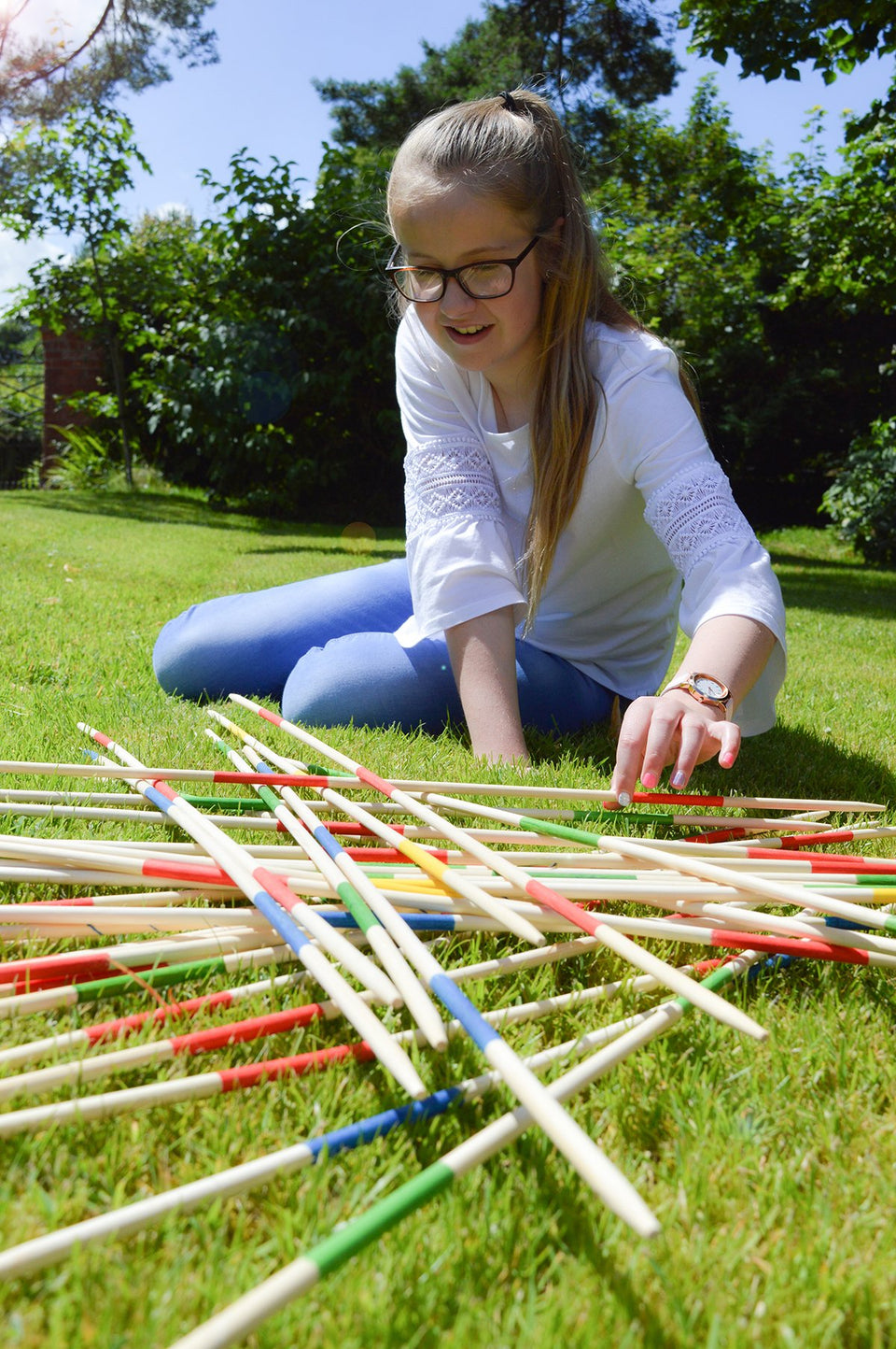 Garden Pick Up Sticks - PomPom
