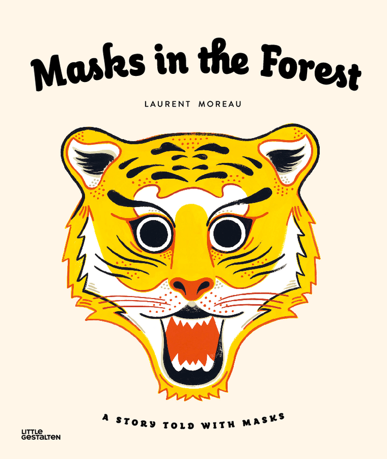 Masks in the Forest, Activity Book