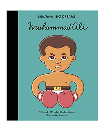 Muhammad Ali, Little People, Big Dreams