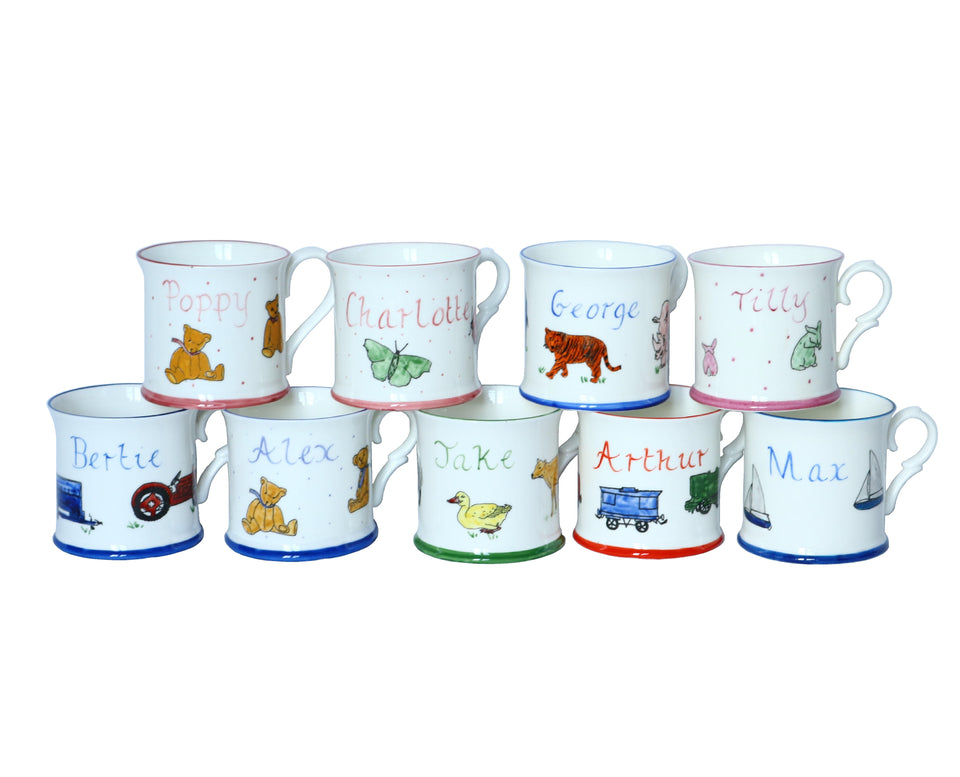Personalised Children's Mugs