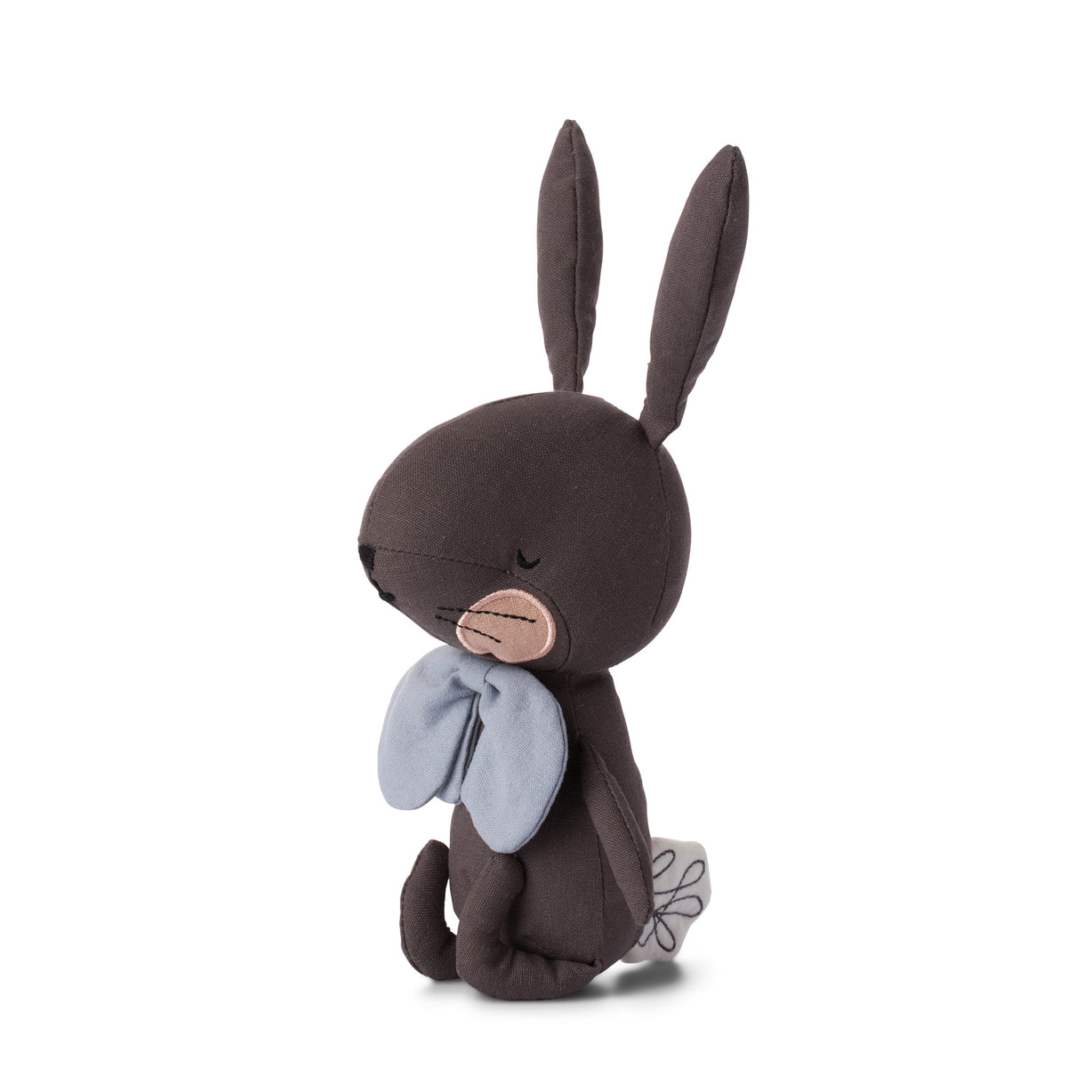 Grey Rabbit - PomPom