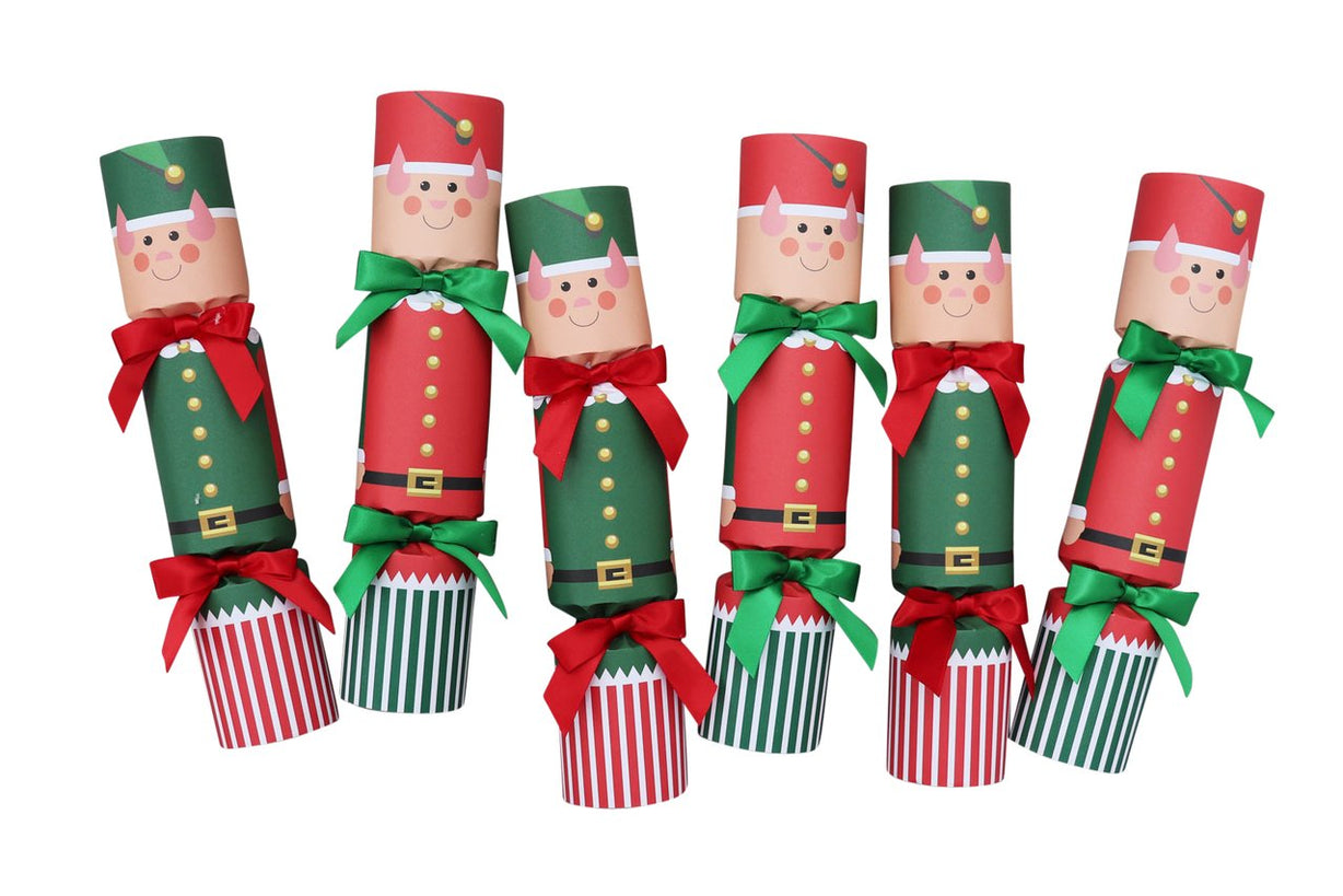 Small Luxury Plastic-Free Christmas Crackers