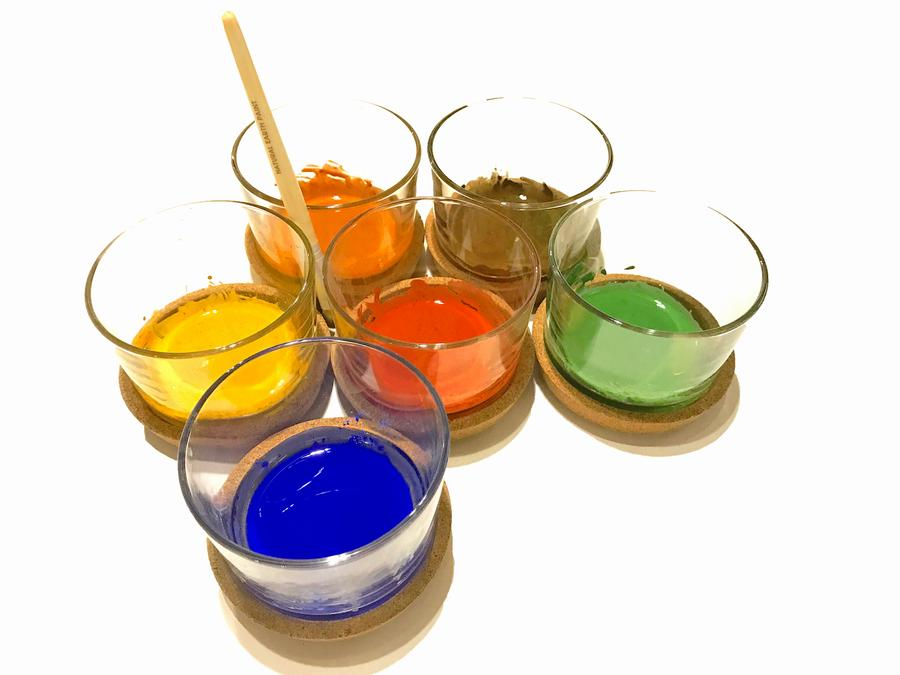 Natural Earth Paint - Discovery 1 litre kit