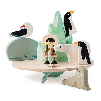 Polar Circle, Balancing Wooden Toy