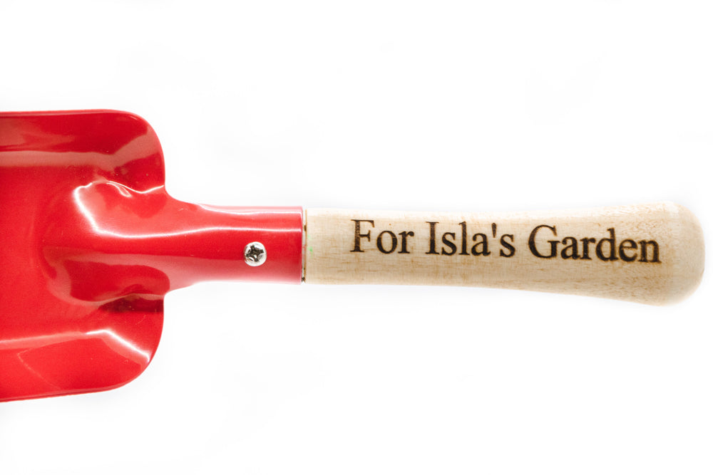 Personalised Gardening Tools