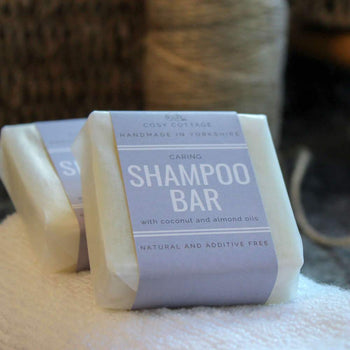 Caring Shampoo Soap Bar