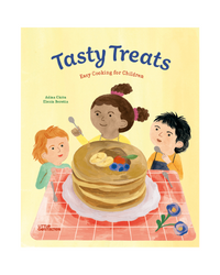 Tasty Treats - Easy Cookbook for Children