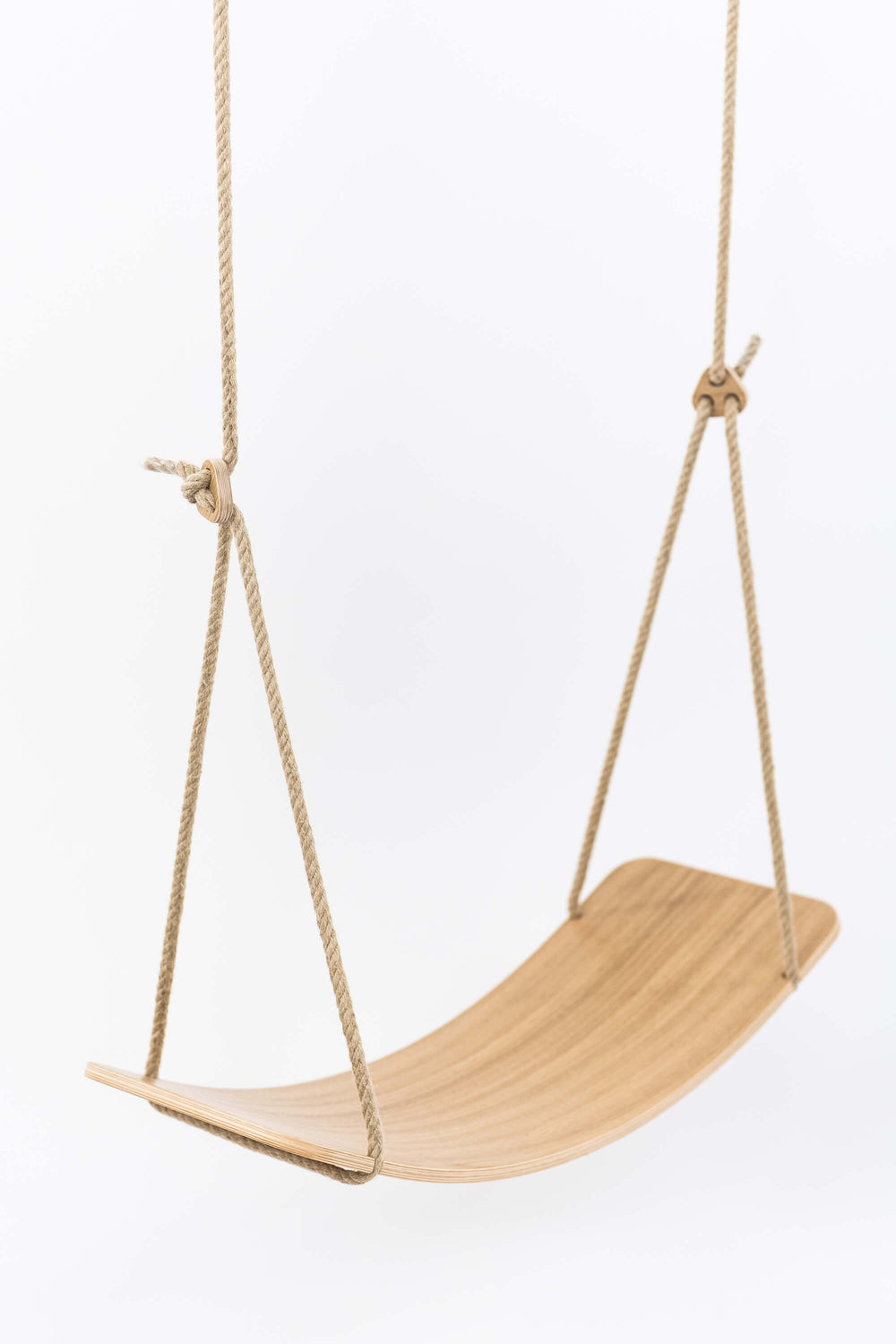 Wooden Balance Board Swing