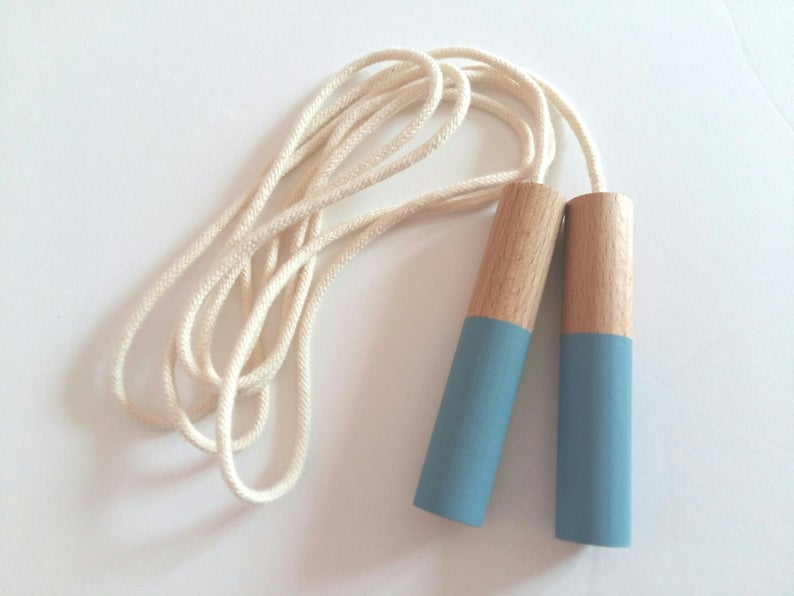 Personalised Skipping Ropes - PomPom