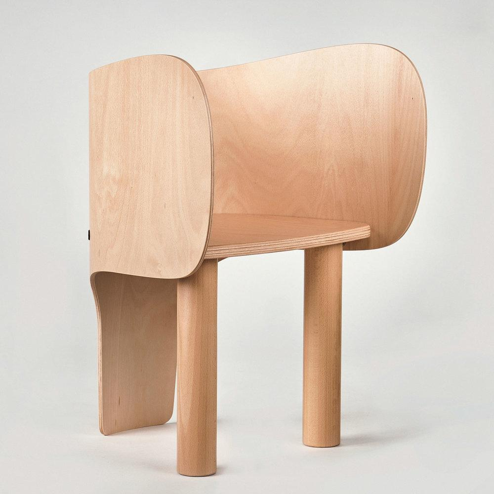 Elephant Chair & Table - PomPom