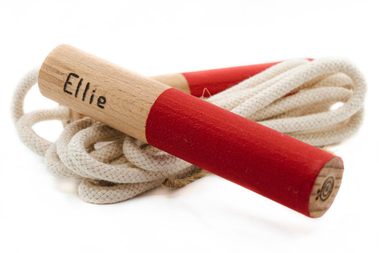 Personalised Skipping Ropes