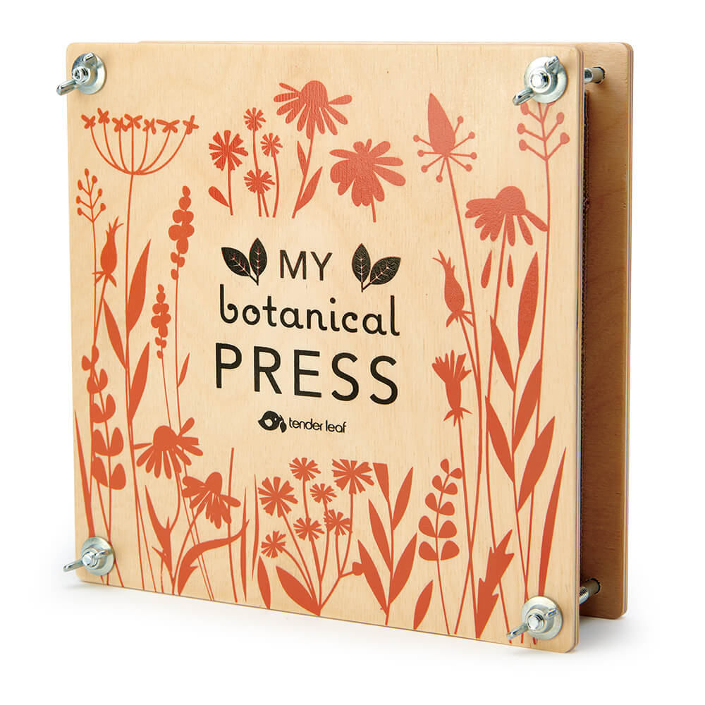 Wooden Flower Press