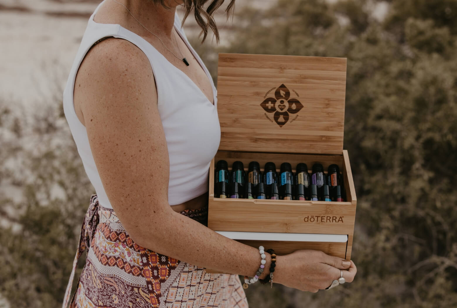 Why you should choose doTERRA essential oils