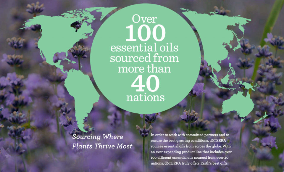 doTERRA Co-impact Sourcing