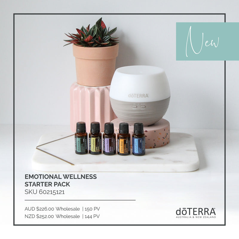doTERRA Emotional Wellness Starter Pack