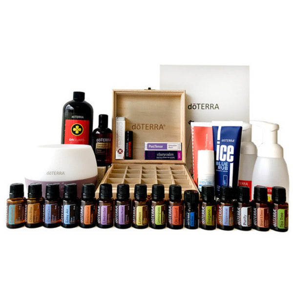 doTERRA Nature's Solutions Kit