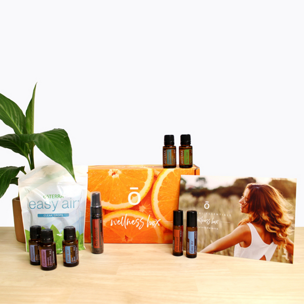 doTERRA Seasonal Essentials Wellness Box