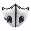 Load image into Gallery viewer, PEACE GANG Fashion Facemask with Breathing Valve
