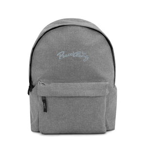 PEACE GANG Embroidered Backpack