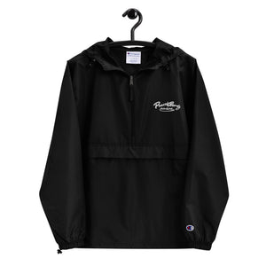 "PEACEGANG "" Worldwide"" Embroidered Champion Windbreaker"