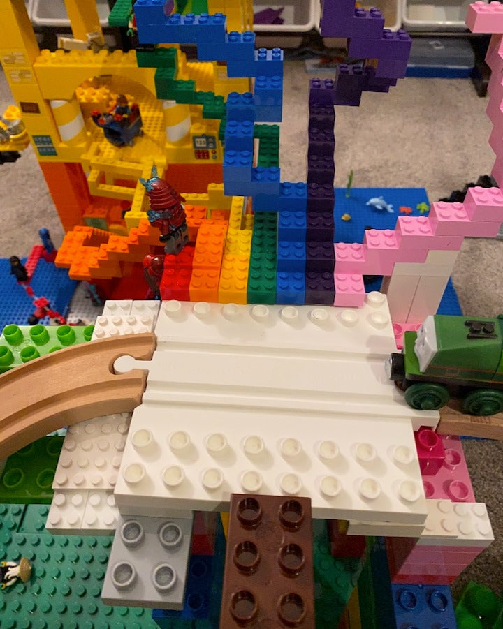 Photos From Our SUPER BRICK CHALLENGE - June 2020