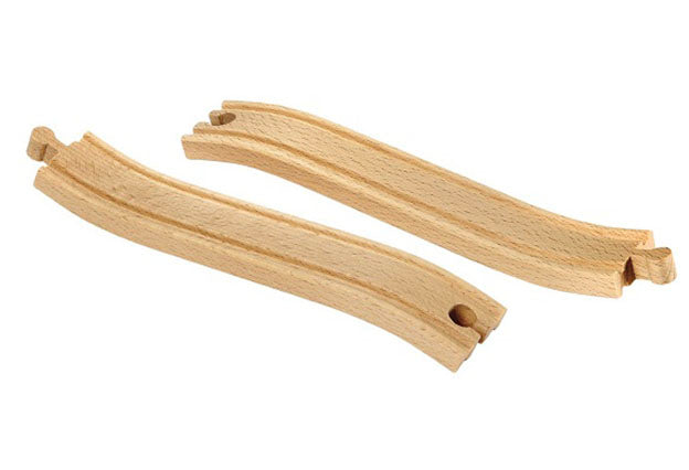 Wooden Track Ascending Incline - 2 Pack