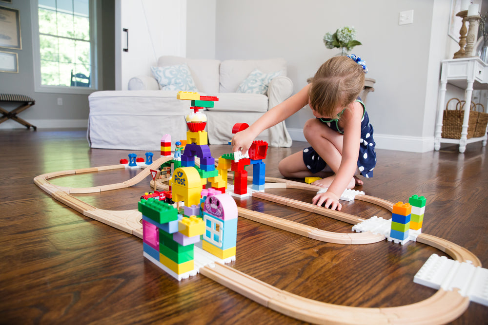 Block Platform Cross Track 2-Pack